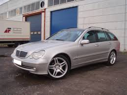 2005 mercedes benz c class information and photos zombiedrive