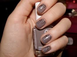 cute easy nail designs glittery 2015 best nails design ideas