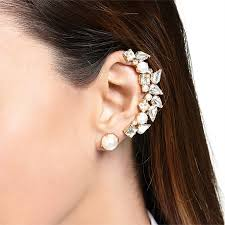 cuff ear stunning ear cuff ideas for modish 6 hair and