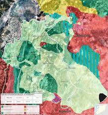 Turkey Mountain Map Turkey Eyeing Further Expansion In Northern Syria Say Rebels