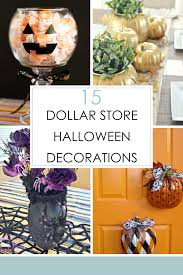 halloween decorations dollar store blog frugal fanatic
