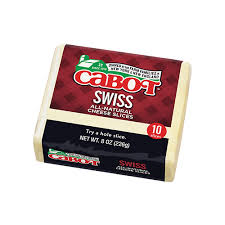 Cottage Cheese Singles by American Cheese Slices Cabot Creamery