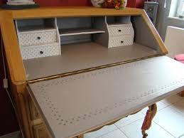 le de bureau ancienne relooking meubles intérieur