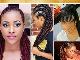 ghana woman hair cut the best ghana hairstyles in one video youtube