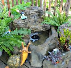 small patio pond backyard waterfall kits u0026 water features house