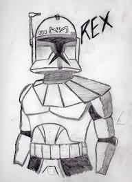captain rex sketch boba fett costume and prop maker community