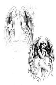 Tattoo Ideas Of Angels Female Warrior Angels Pictures Of Baby Angel Tattoos Designs