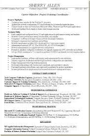 project coordinator resume project coordinator resume exle project coordinator res flickr