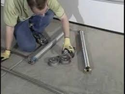 how to install garage door springs garage door torsion springs vs garage door extension springs