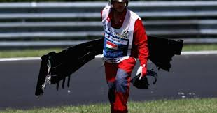 Seeking Vf Giovanazzi Seeking Cause Of Crash Planetf1 Planetf1