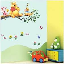 d oration chambre winnie l ourson stickers winnie winnie the pooh wall decal living room with