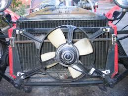 electric radiator fans electric fan
