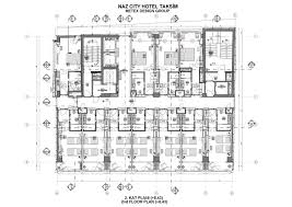 gallery of naz city hotel taksim metex design group 40