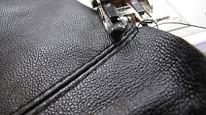Upholstery Stitch Types You Sew How To Sew Leather A Few Tips
