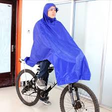 raincoat for bike riders sale men blue cycling bicycle bike raincoat rain cape poncho