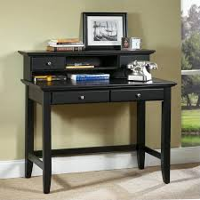 Laptop Writing Desk Solid Wood Laptop Writing Desk With Hutch In 5531 162