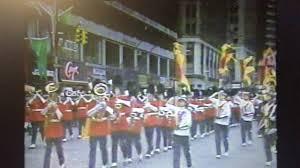 parade dvd 1980 marching band macy s thanksgiving parade dvd