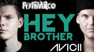 dierks bentley brother avicii hey brother w lyrics rock cover by futimike youtube