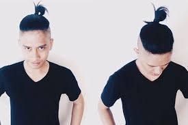ponytail haircut for me shaved sides how to get a man bun undershave hairstyle man bun hairstyle