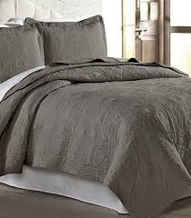 charcoal bedding 3 pc oversized solid quilt sets charcoal queen shep 3 bedding