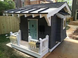 exterior cool children outdoor wooden playhouses ideas homihomi