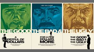 Good Bad Ugly Friday Is The 50th Anniversary Of The Good The Bad And The Ugly