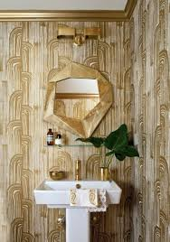 Kelly Wearstler Wallpaper by Get Inspired With These Luxury Bathroom Ideas By Kelly Wearstler