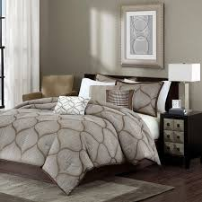 Madison Park Bedding Alandra 7 Piece Comforter Set By Madison Park Hayneedle