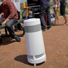 Wireless Outdoor Patio Speakers Soundcast Outcast 1 2 Wireless Portable Outdoor Speaker With