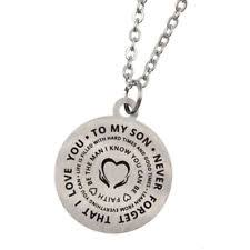inspirational necklace inspirational jewelry ebay