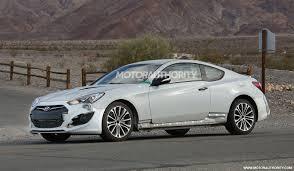 Hyundai Genesis Coupe Specs Hyundai Genesis Coupe Specs