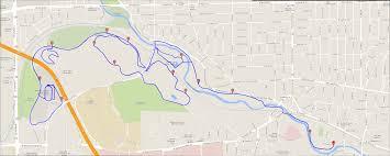 Marathon Route Map by Hartfest Half Marathon Badgerland Striders
