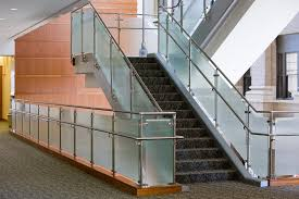 stair casual image of home interior stair design using stainless