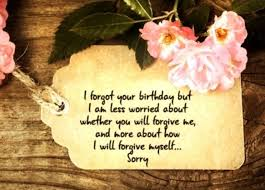 Happy Birthday Wishes Belated Happy Birthday Wishes Sorry Late Birthday Quotes