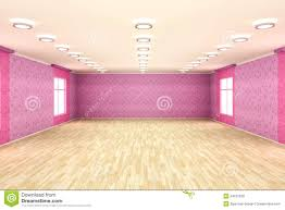 pink room pink room stock illustration illustration of residential 24521638