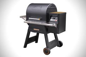 hi can this awesome hi tech grill and smoker combo can be remote