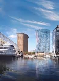 billowing 150 seaport boulevard adds condos square footage