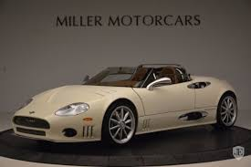 koenigsegg spyker 2006 spyker c8 spyder in greenwich united states for sale on