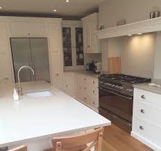 spray paint kitchen cabinets hertfordshire stunning flat panel kitchen cabinets with large island