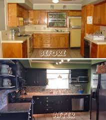 painted black kitchen cabinets painted kitchen cabinets color ideas midl furniture