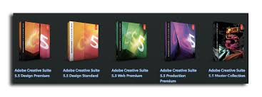 adobe creative suite 5 design standard adobe unveils creative suite 5 5 with subscriptions tools