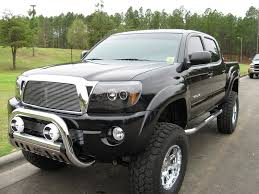 2006 toyota tacoma bull bar westin bull bar and nerf bars chrome tacoma