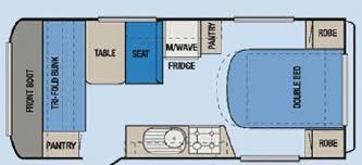Jayco Caravan Floor Plans Gold Coast Tweed Heads Camper U0026 Caravan Jayco Destiny Hire
