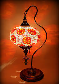 Mosaic Table Lamp Mosaic Table Lamp Yurdan Com