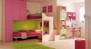 Pink Armchair Design Ideas Bedroom Pink Kids Bedroom Furniture Idea Pink Bedcover Pink