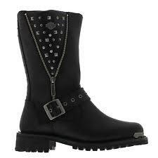 s ugg australia tatum boots ugg australia buckle biker boots for ebay