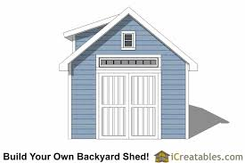 How To Build Dormers 12x16 Shed Plans With Dormer Icreatables Com
