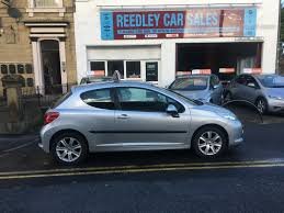 peugeot 207 2007 peugeot 207 1 6 sport 3dr for sale in burnley reedley car sales