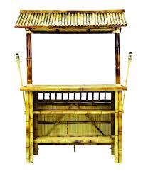 amazon com ram gameroom products 60 inch bamboo tiki bar sports