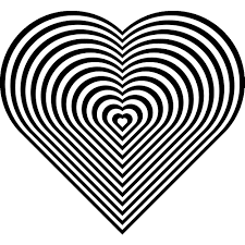 heart coloring art4kids biz